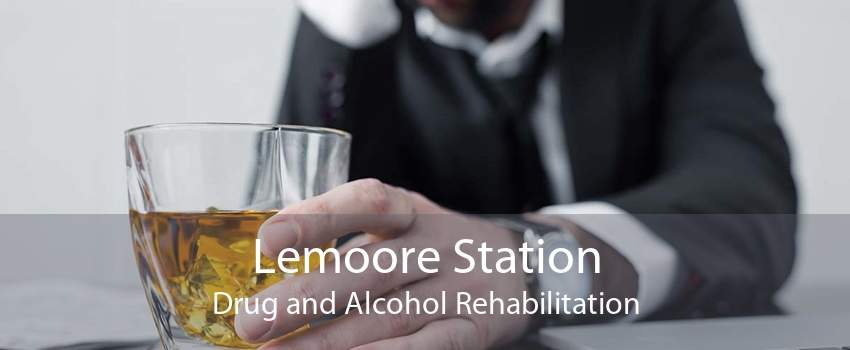 Lemoore Station Drug and Alcohol Rehabilitation