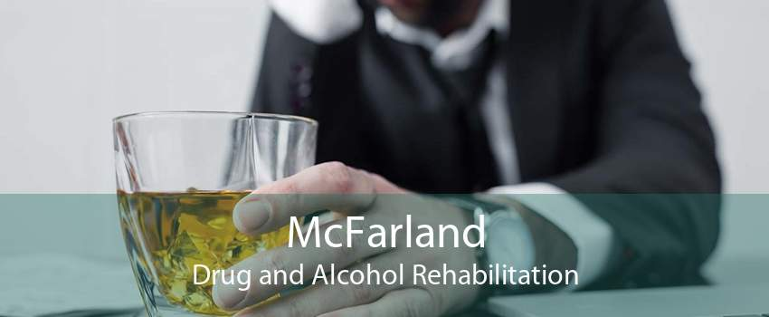 McFarland Drug and Alcohol Rehabilitation