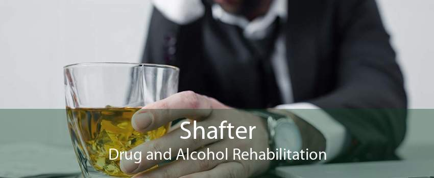 Shafter Drug and Alcohol Rehabilitation